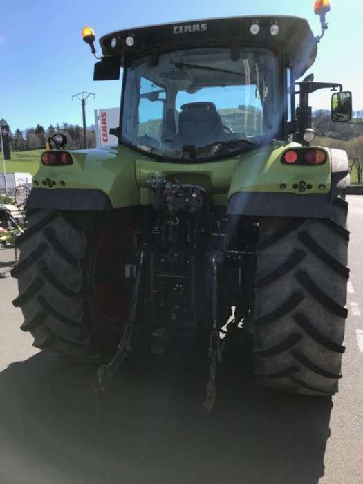 Claas arion 620 - 2013 - image 4
