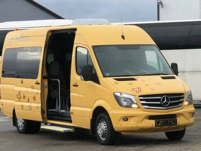 Mercedes-Benz 519 Sprinter Euro 6 * 19-sitze * 4-stehplätze - 2015
