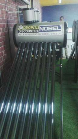 Solar water heating collector system Westlands - image 1