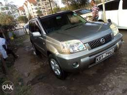 Nissan extrail. KBY