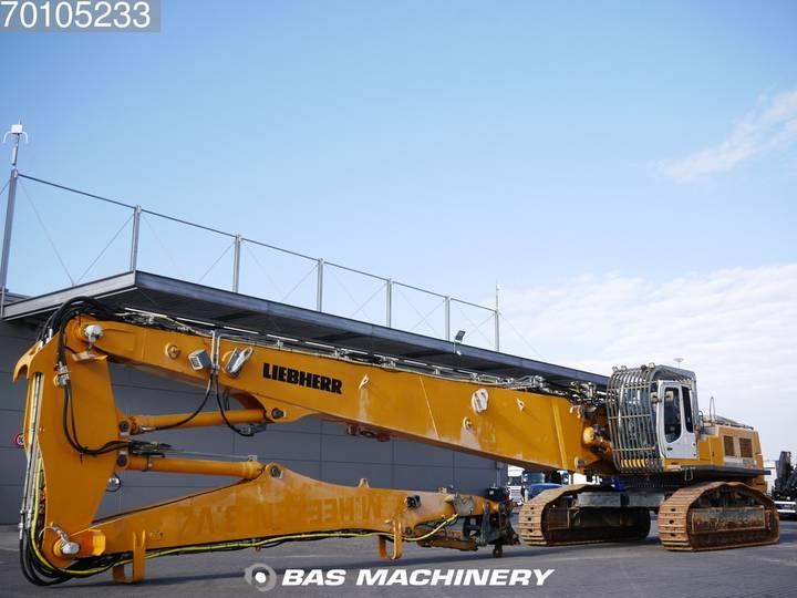 Liebherr R954C V-HDW UHD Demolition - 28 meter UHD - engine rebuil... - 2009