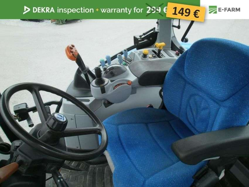 New Holland t 6080 pc - 2008 - image 3