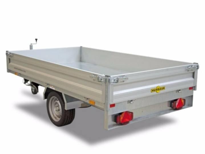 Humbaur Rückwärtskipper HUK 15 23 14 - 1500 kg