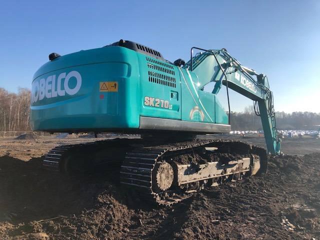 Kobelco Sk 210 Lc-10 - 2017