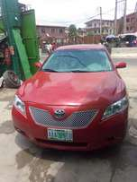 Clean Nigerian used 2008 Toyota Camry negotiable