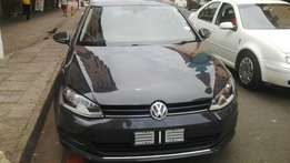 Golf7 2013 model for sale in good condition, full house and automatic