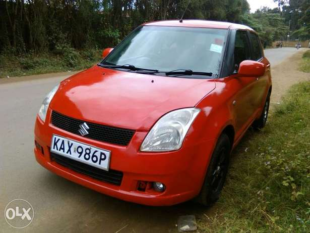 A very clean Suzuki Swift 1300cc Manual Donholm - image 1