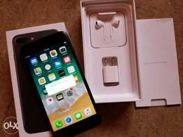 iPhone 7Plus 256gb Matte Black