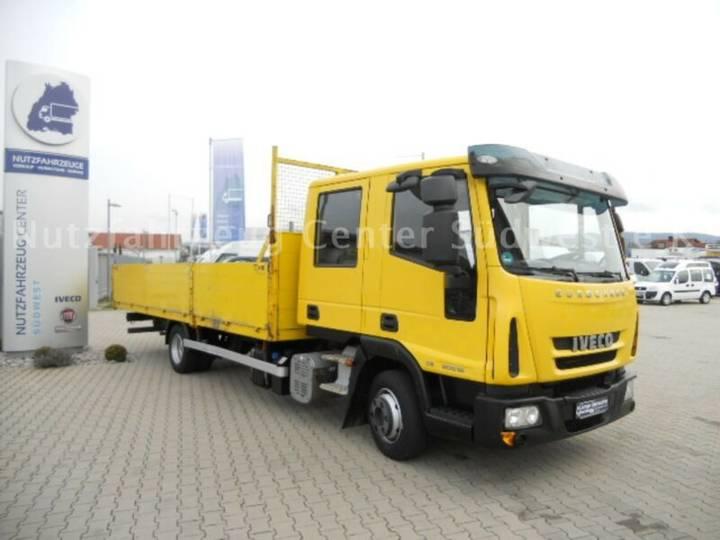 Iveco Euro Cargo 80E180 P Austausch Motor - 2014
