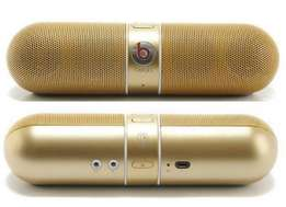 Beats by Dr. Dre Beat Pill 2.0 Gold Edition Bluetooth Speaker
