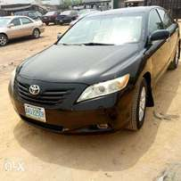 very neat naija used toyota camry muscle for sale