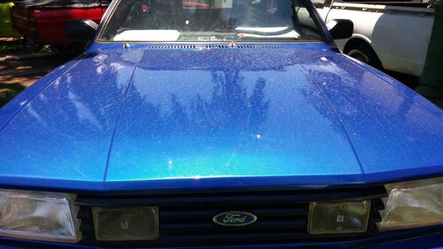 Ford Cortina Mark 4/5 Bonnet-R950. Kempton Park - image 1