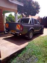 double cabin hard body on sell