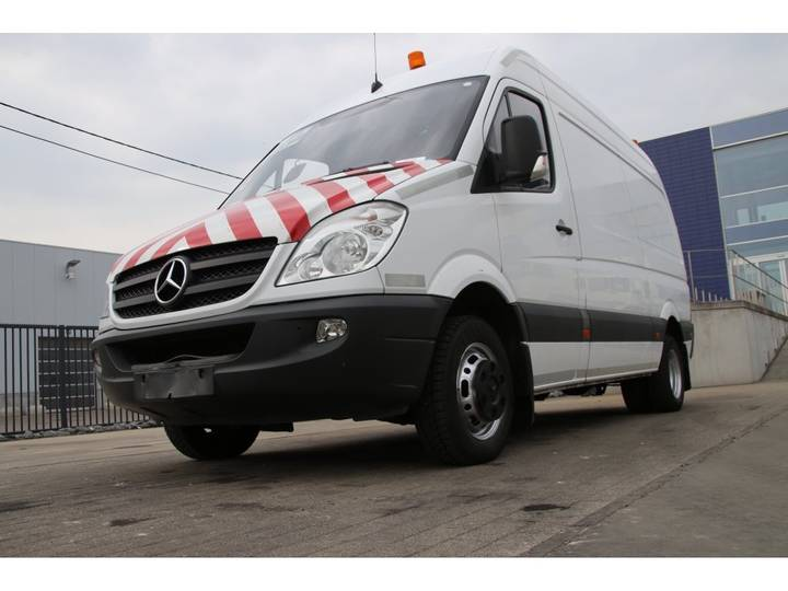 Mercedes-Benz SPRINTER 519 CDI - 105 300 KM - 2010