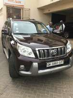 Prado fully loaded 4sale
