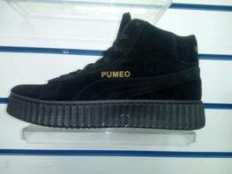 Pumeo High Top Sneakers