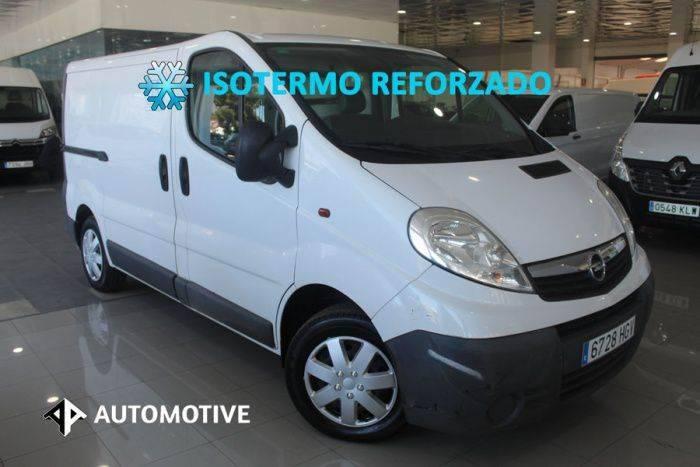 Opel Vivaro Diesel De 4 Puertas - 2011