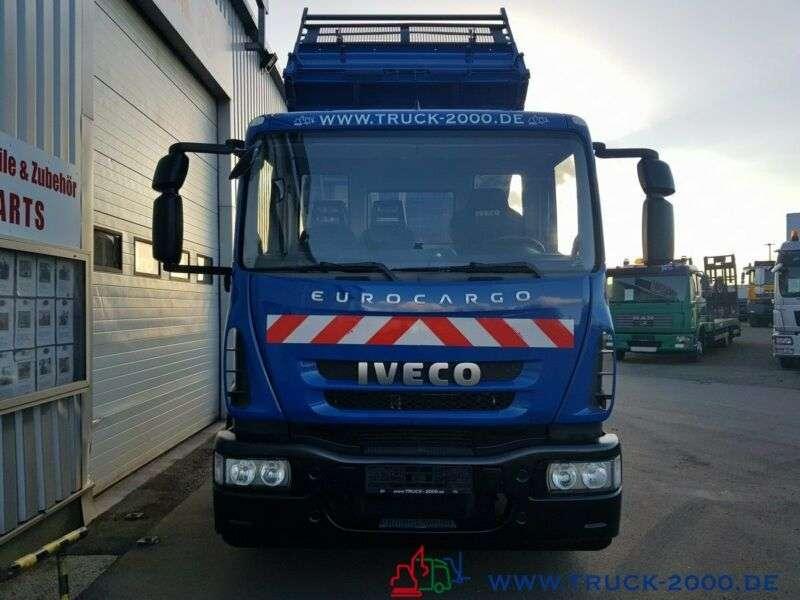 Iveco 120 E 28 EEV Meiller nur 64TKM 3 Sitzer 2x AHK - 2014 - image 8