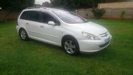 Peugeot 307 sw 2.0 xs for sale