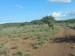 Tinga/Magadi road on sale 11 acres