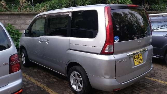 Nissan Serena 4WD NC25 Woodly - image 1