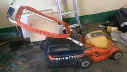 Stilletto lawnmower for sale in Benoni