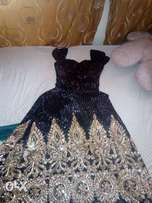 Beautiful prom/reception dress