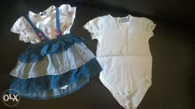 Baby Girl clothes 6-12 Kuils River - image 1