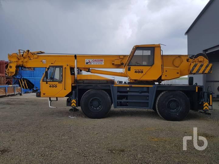 PPM ATT400 40 Ton - 1998