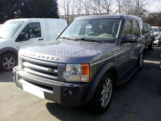 Rover land  discovery 7 sitze : motorschaden - 2007