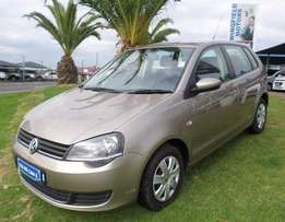 VW Polo Vivo GP 1.4 Trendline- Full service History