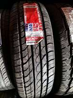 VEERUBBER tyres 235/65/R17 with free delivery