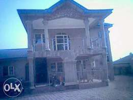 New Duplex Building For Sale At Tanke Ilorin