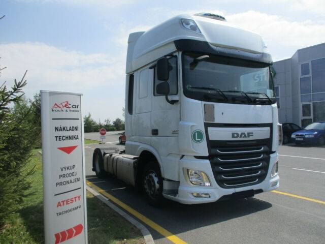 DAF XF 106 460 FT SSC FULL servis - 2019