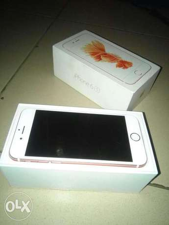 iPhone 6s Rose Gold 16gb Ibadan South West - image 4