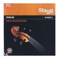 Stagg VI-REG4 violin strings