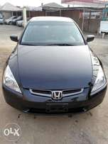 Newly Arrived TOKUNBO Honda Accord 2005