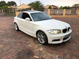 BMW 125i Msport Coupe!! With Sat Nav!