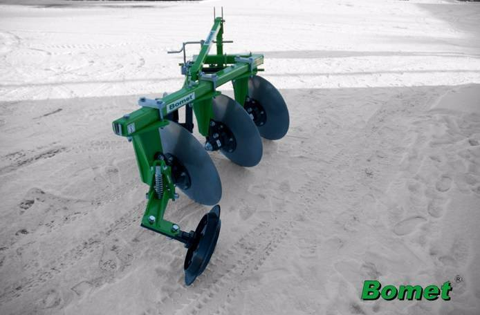Bomet U040/1 Disc Plough, Direct From Top-agro - 2019