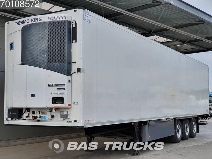Schmitz Cargobull TK SLXe Spectrum Dual- / BiTemp Ladebordwand Palettenkast... - 2014
