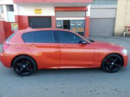 BMW 118i M power