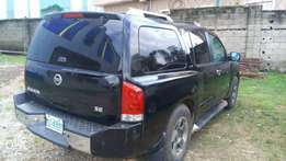 Nissan Armada 2005 model full option!!