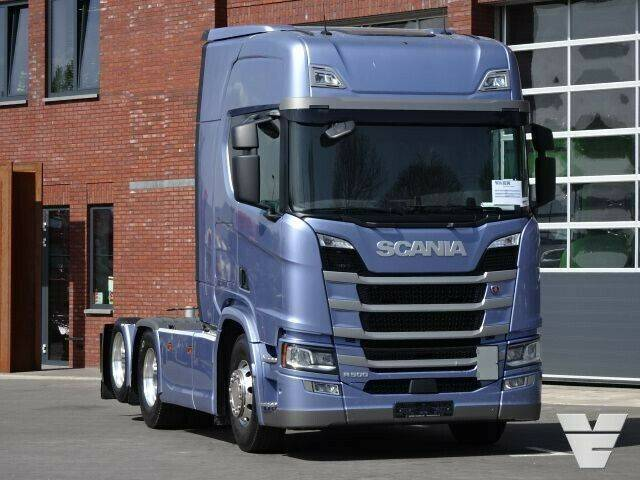 Spiksplinternieuw Scania R500 Next Gen 6x2 / Leasing - 2016 for sale   Tradus NM-04