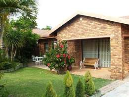 Very neat Townhouse in secure estate to rent