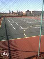 Combo / Netball Courts R80 000