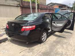 sharp toks camry leather 2008