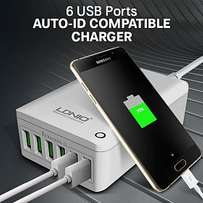 Extensions for mobile USB charging