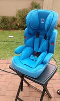 Brand New Baby Car Seat (9 kg -36kg or 11 years) Blue