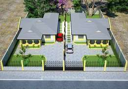 Modern and new bungalows for sale mlolongo Mombasa road
