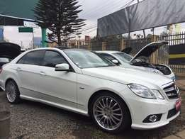Mercedes E250 CGi Sports Package